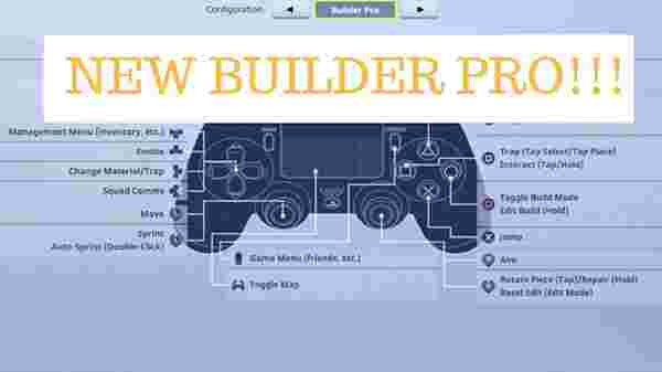 "Switch to a ""Builder Pro"" layout"