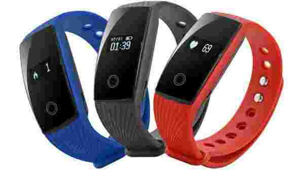 Zebronics Fit 500 Fitness Tracker