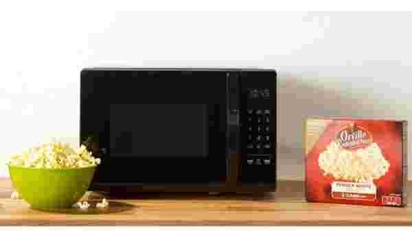 Unique features of AmazonBasics Microwave