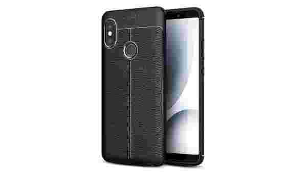 Back Case For Redmi Note 5 Pro Mobilife(TM) Rs 22
