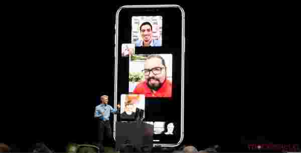 Group Facetime: