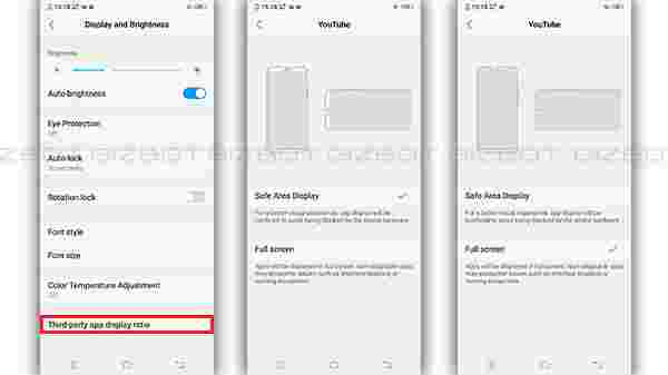 How to enable full-screen video playback in YouTube on the