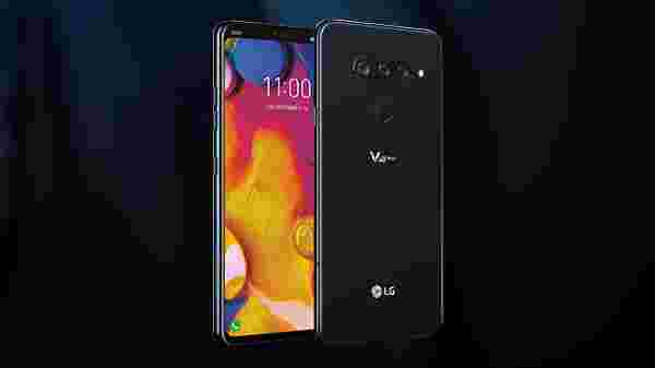 LG V40 ThinQ (EMI starts at Rs 2,071. No Cost EMI available)