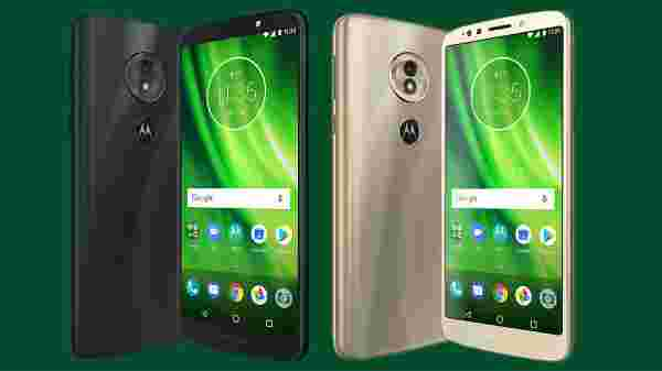 6% off on Motorola Moto G6 Plus (EMI starts at Rs 1,070. No Cost EMI available)