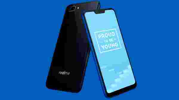 22% off on RealMe C1
