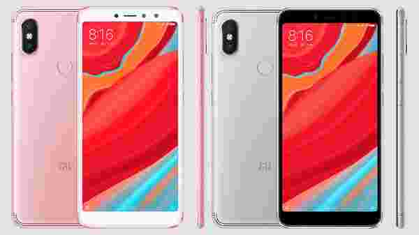 3% off on Redmi Y2 (EMI starts at Rs 618. No Cost EMI available)