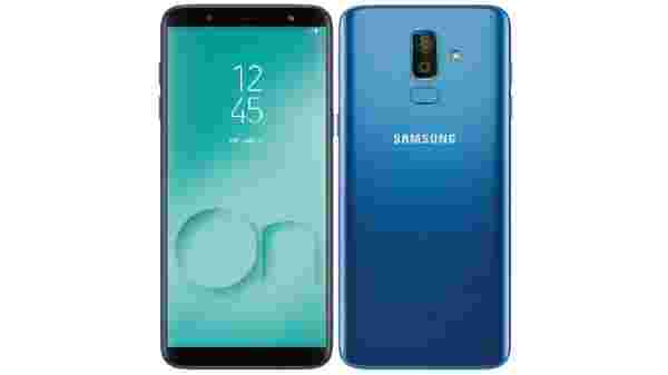 Samsung Galaxy On8 2018