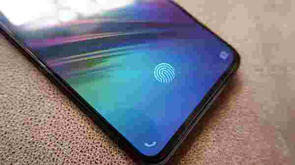 Snappier 4th gen. in-display fingerprint scanner
