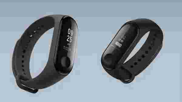 Mi Band 3 specifications and features
