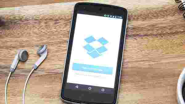 Scan Documents directly into Dropbox