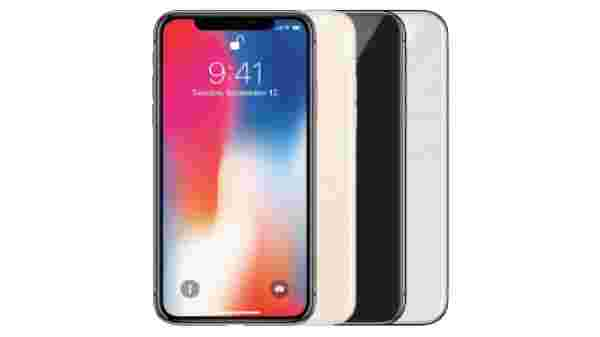 7% off on Apple iPhone X