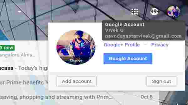 How to find your Google+ account?