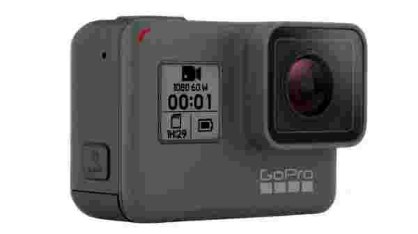 21% off on GoPro Hero Sports and Action Camera  (Black 10 MP)