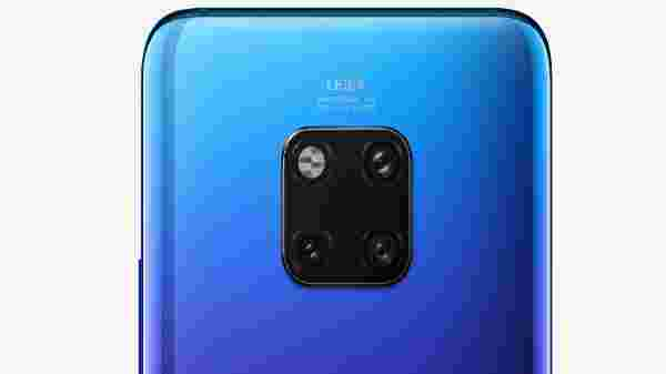 Huawei Mate 20 Pro / Huawei Mate 20 specifications