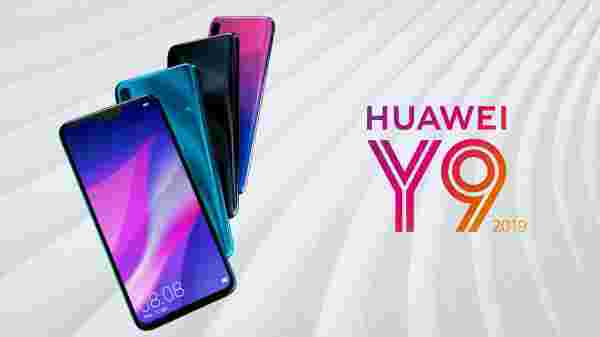 15% off on Huawei Y9 2019