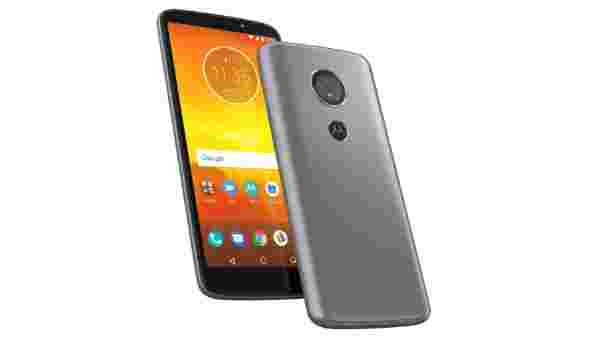 5% off on Motorola Moto E5