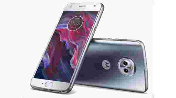 21% off on Motorola Moto X4