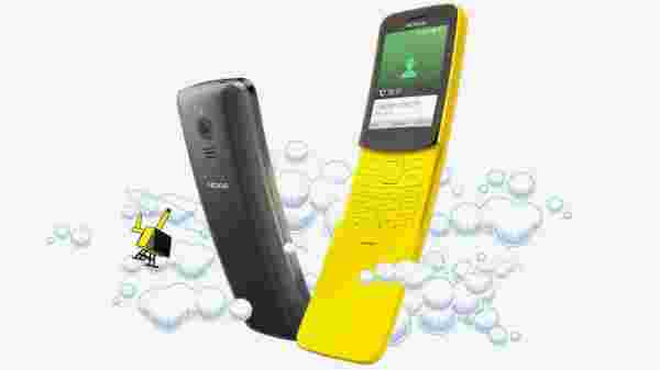 Nokia 8110 4G VoLTE phone launched in India for Rs. 5,999