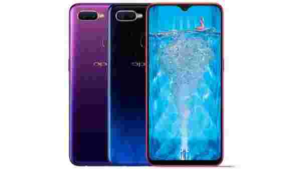 Oppo F9 (Get upto Rs 13,500 off on exchange)