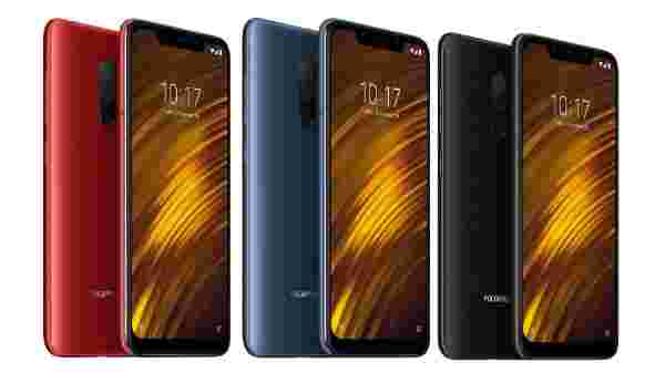 Poco F1 (Offer: Rs 2,000 off)