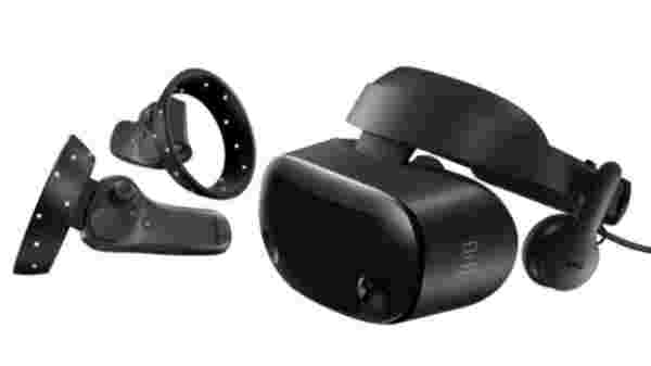 Samsung HMD Odyssey+ specifications and features