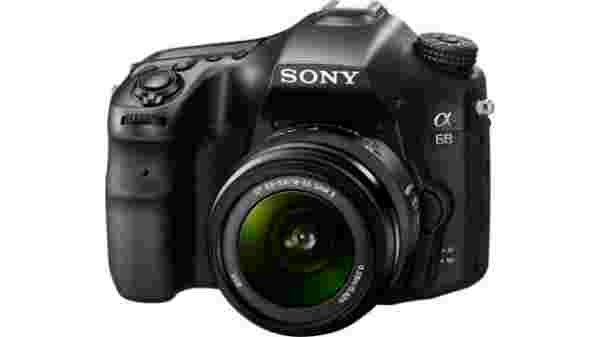 14% Sony ILCA-68K Mirrorless Camera with 18-55 mm Lens  (Black)