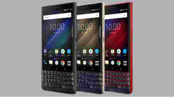 21% off on Blackberry Key 2 LE