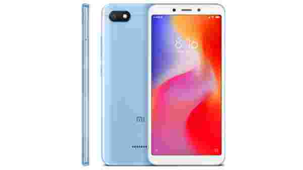 Redmi 6A (Offer: Rs 1,000 off)