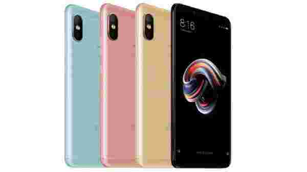 6% off on Xiaomi Redmi Note 5 Pro (Rs 1,499 cash back)