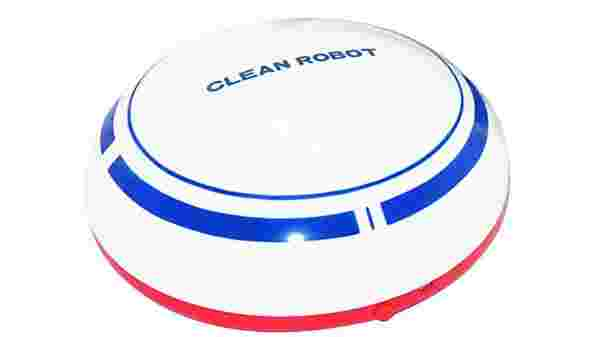 BESTONZON Auto Dust Cleaner Robot - Vacuum Cleaner