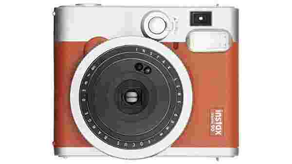 7% off on Fujifilm Instax Mini 90 Neo Classic Instant Film Camera (Brown)