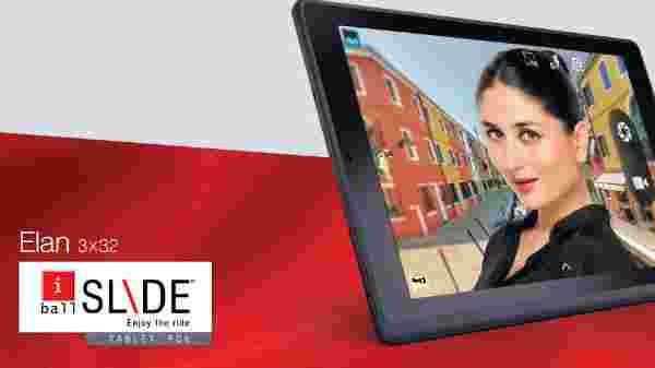 iBall Slide Elan 3x32 price and availability