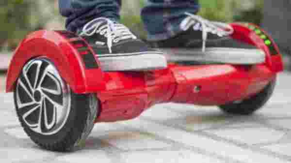 IBS SMART SELF-BALANCE WHEEL WITH BLUETOOTH KIDS HOVERBOARD