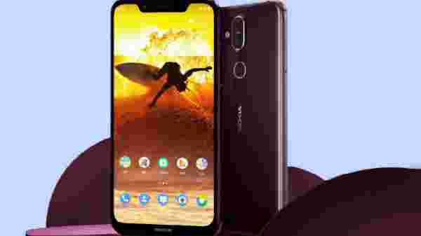Nokia 8.1 (Android 10 roll out)