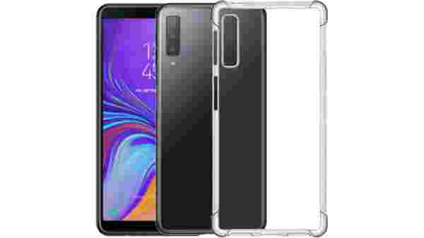 Openbuy Bumper Case for Samsung Galaxy A7 2018 Edition