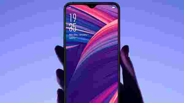Oppo RX17 Pro price and availability