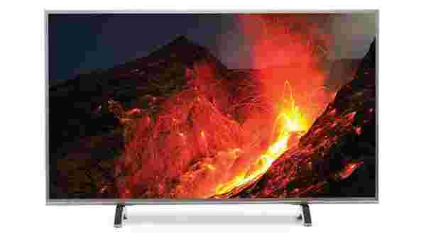 36% off on Panasonic 108 cm (43 inches) TH-43FX650D 4K LED Smart TV (Gray)