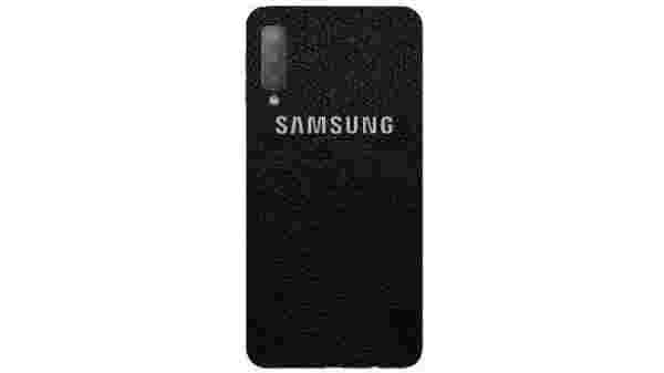Pitspot Back Cover for Samsung Galaxy A7 2018 Edition