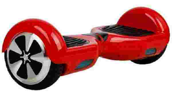 Robotouch RBTL002 Self balancing scooters Scooter  (Red)
