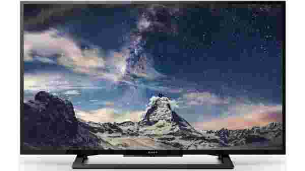 19% off on Sony 101.6 cm (40 inches) Bravia Full HD LED TV KLV-40R252F (Black) (2018 Model)