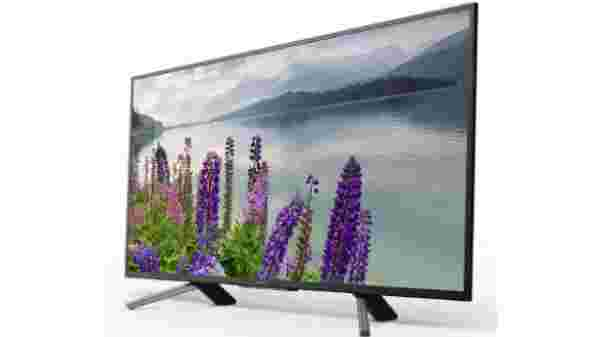 19% off on Sony 108 cm (43 inches) Full HD Android Smart LED TV KDL-43W800F (Black) (2018 model)
