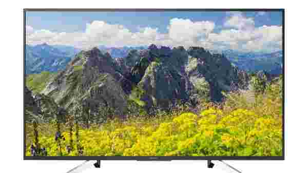 33% off on Sony Android 108cm (43 inch) Ultra HD (4K) LED Smart TV