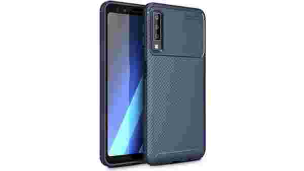 Tommcase Back Cover for Samsung Galaxy A7 2018 Edition