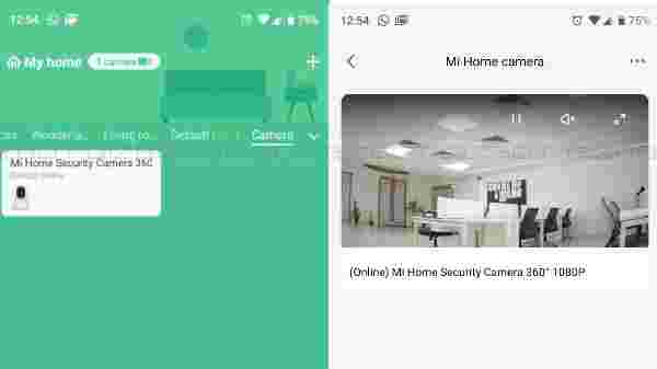 How to setup Mi Home Security 360° Camera