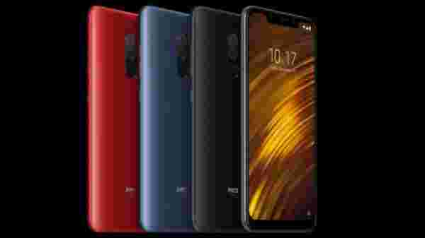 POCO F1 (Get upto Rs 17,500 off on exchange. Extra Rs 2,000 off over regular exchange value)