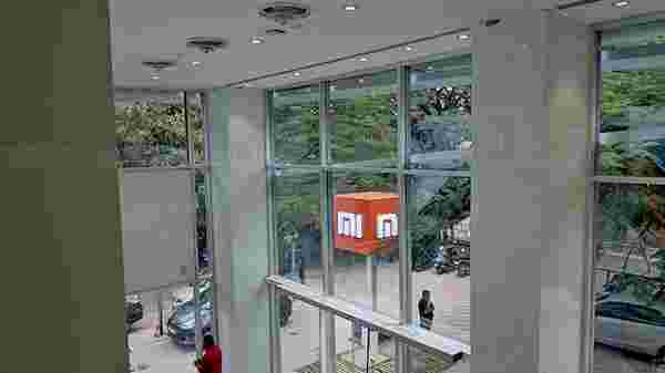 Xiaomi flagship store in India