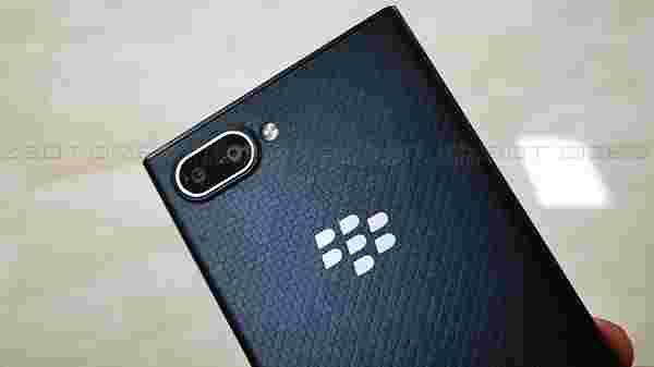 BlackBerry KEY2 LE Camera Specifications