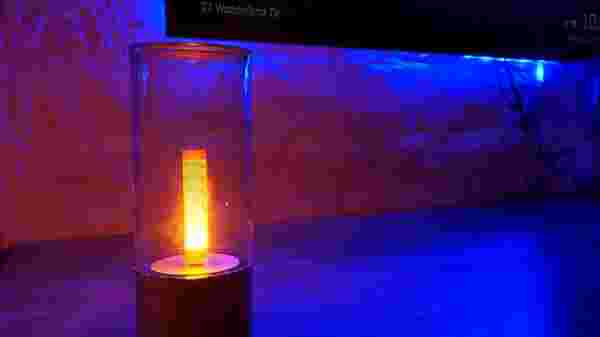 Candela Ambient Lamp design and features