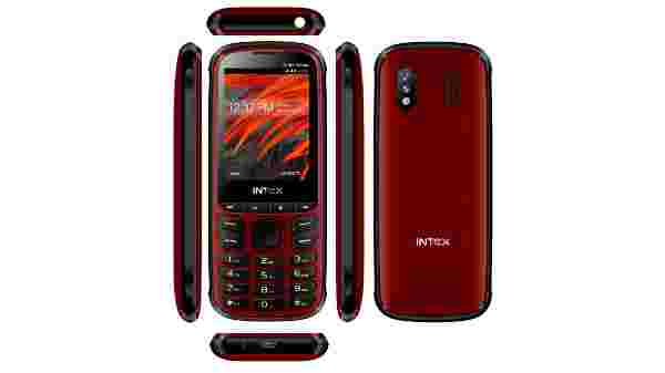 Intex Eco and Turbo series feature phones launched starting at Rs. 745