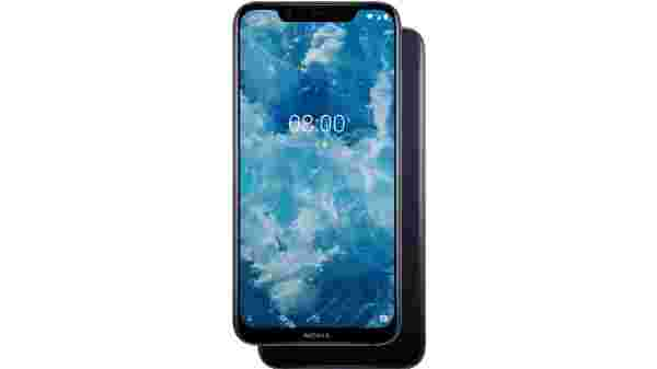 Nokia 8.1 launched in India for Rs. 26999